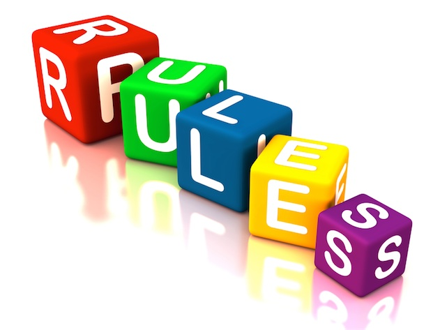 best practice rules for training accountability